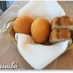 イタリア料理 ツインバード - パン