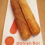 Denisshuba - デニッシュドッグ、デニッシュバー ハムチーズ