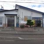 ヤマサ食堂 - 食堂入口