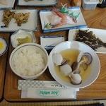 ヤマサ食堂 - 料理全体