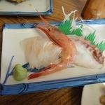 ヤマサ食堂 - お刺身