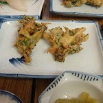 ヤマサ食堂 - 山菜唐揚げ