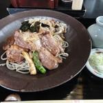 40270996 - 鴨おろし蕎麦1800円