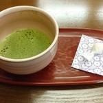 茶房 欅 - お薄☆