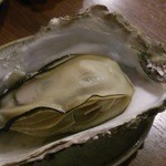 希紡庵 - 蒸し牡蠣