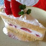 Ryo - いちごのショートケーキ♡         それは 男の浪漫☆★☆