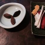 40271949 - お味噌とお野菜