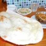 キリティカ - A:ランチ 野菜カレー