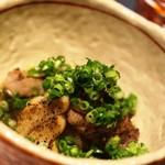 鮨 甚平 - 大トロの炙り
