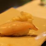 鮨 甚平 - ミル貝