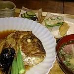 陶千矛 - 鯛めし定食