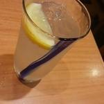 40279293 - レモンサワー