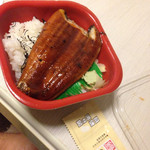 丼丸 市川菅野店 - 鰻丼(^∇^)                             650円なり。