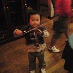 パルティータ - 小さなバイオリニスト