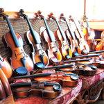 パルティータ - 素敵なバイオリンたち♪