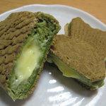 味咲き - 味咲き 池袋西武店:抹茶クリーム
