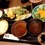 40280118 - 穴子と野菜の天ぷらランチ2000円