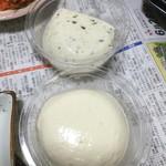 たておか豆腐店 - シソ豆腐と寄せ豆腐(^^)