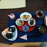 おむすびころりん - 料理写真:おむすびセット(¥700-税込)