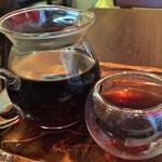 三徳堂 - 濃厚プーアル茶