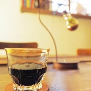 ねじまき雲(陽) - 水出しコーヒー(常温)はコクと香りがスゴイ☆