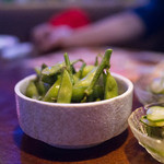 ビートバー・ベック - 枝豆
