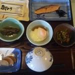 ホテル ヴァイサーホフ八平 - 料理写真:朝食はこんな感じです。