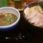40290848 - 特製節つけ麺(特盛り)