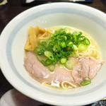 めんや風来房 - 鶏塩680円