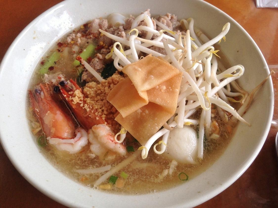 タイ料理 サバイサバイ