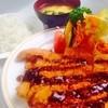 洋風食堂 枝 - 料理写真:チキンかつランチ¥700