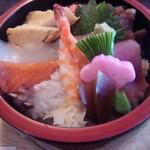 一寿司 - 並ちらし\1,000