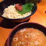 うさぎ 宿院店 - 梅つけ麺