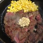 いきなり!ステーキ - ワイルドステーキ1,200円