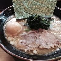 横浜家系らーめん英 -