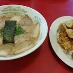 たんぽぽ - チャーシューメンを食べました!