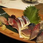 銭洲 - 豊後のしめ鯖,  漬かり具合も味も絶妙
