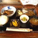 かなや - 醒井定食(900円)