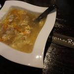 台湾創作キッチン RYU - おまかせスープ