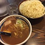 40300451 - [料理]冷汁つけ麺 大盛り 750円