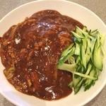 竹園 - 炸醤麺