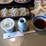 40301327 - 蕎麦セット?だったかな(((^_^;)