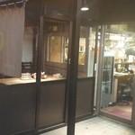 鉄ぺい - 入口