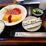 しらかば - 洋朝食