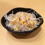 ろく丘 - サラダ(ランチ)