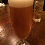 オステリア カンティーナ - 生ビール
