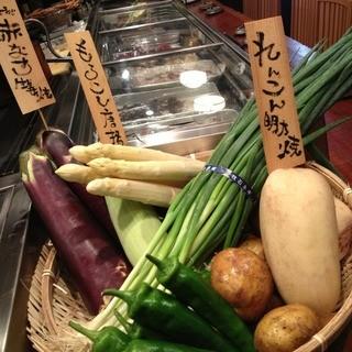 【新鮮野菜】こだわり!旬の野菜いろいろ!