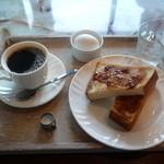ル ミトロン カフェ - モーニング