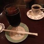薔薇 - 8時間かけて抽出したアイスコーヒー