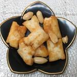 40309813 - 麻布あげ餅 醤油